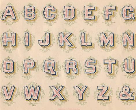 Работы других авторов каллиграфистов