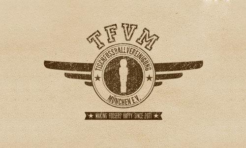 ретро лого