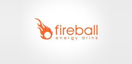 лого для энергетического напитка