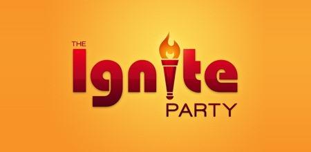логотип для вечеринки