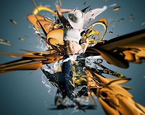 абстрактные элементы