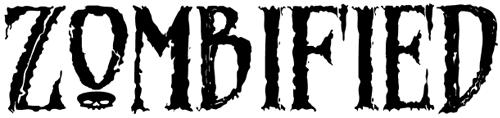 Шрифт с черепами