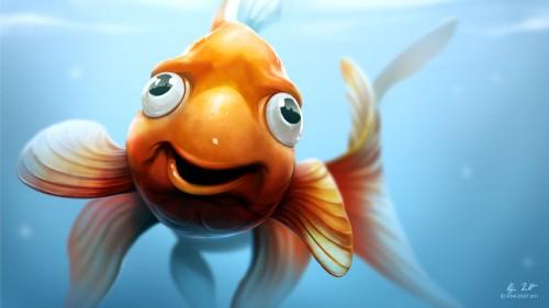 милая рыбка