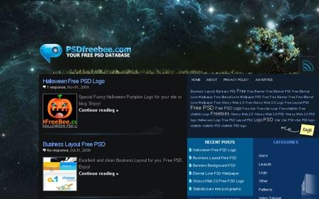 Бесплатная PSD Графика