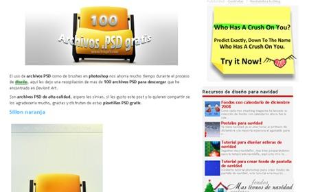 100+ архивов PSD