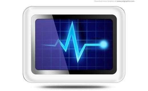 Иконка компьютерной диагностики