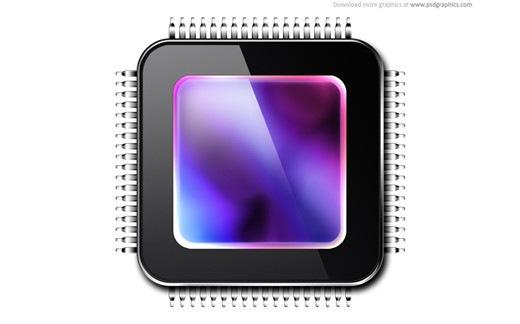 GPU иконка графического процессора