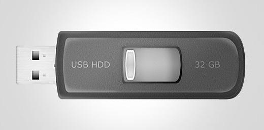 USB флешка PSD