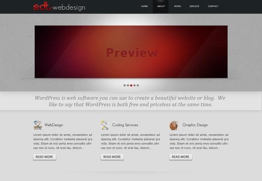 SDT веб-дизайн