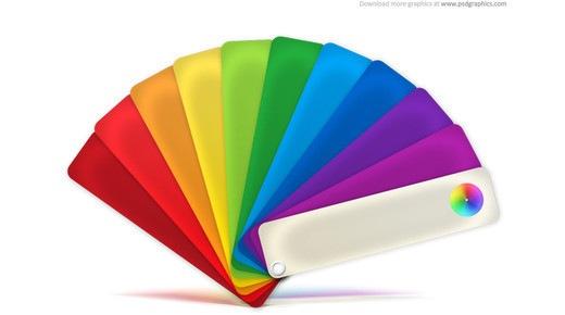 Иконка цветовой палитры