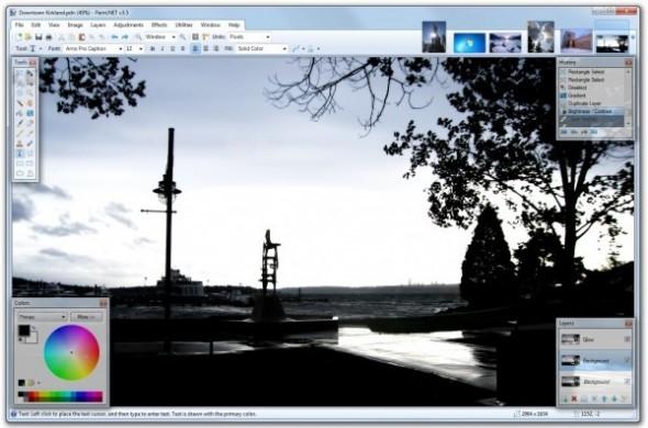 программа для фоторедактирования - фото 7