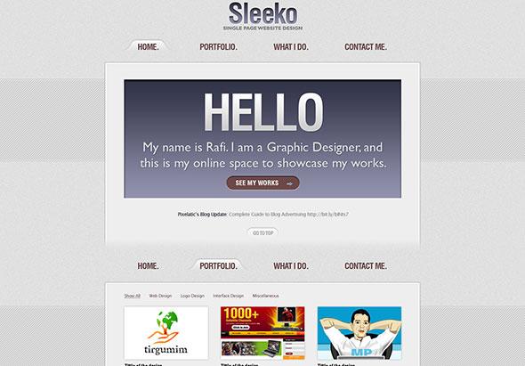 Дизайн сайтов для начинающих