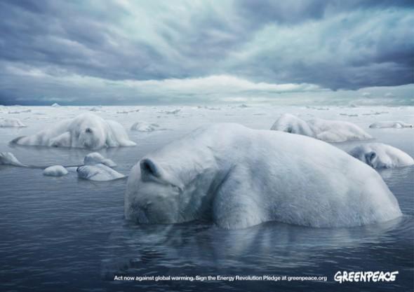 На тему глобальное потепление