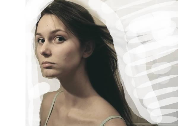 Делаем вексельную иллюстрацию в Фотошопе: http://www.dejurka.ru/tutorial/vexel-illustration-in-photoshop/