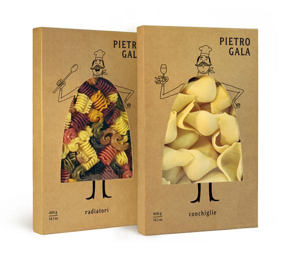 Pasta pack