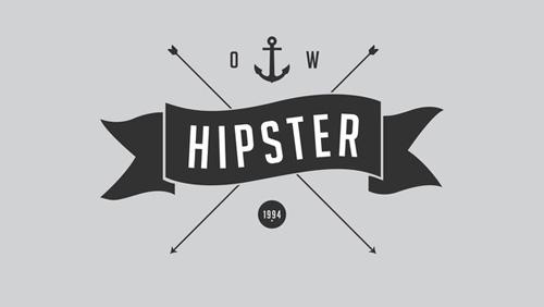 hipster logo 1