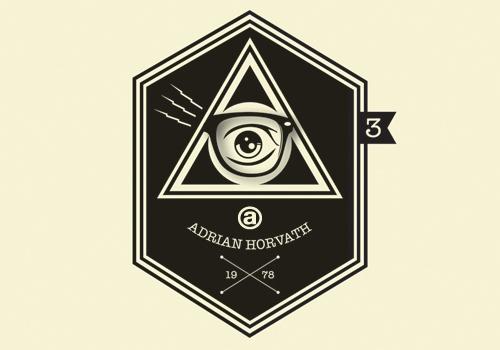 hipster logo 11