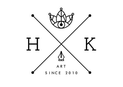 hipster logo 25