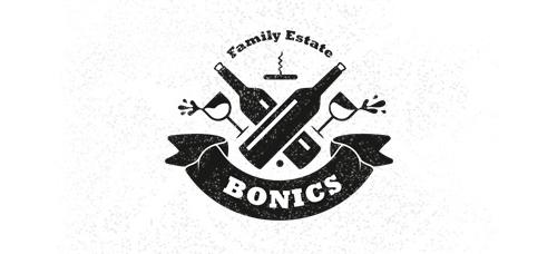 hipster logo 9