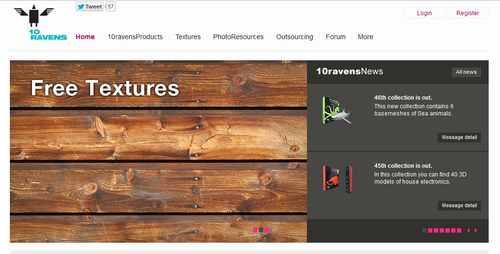 сайт бесплатных текстур: