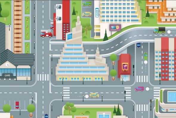 Схемы проезда и карты для всех