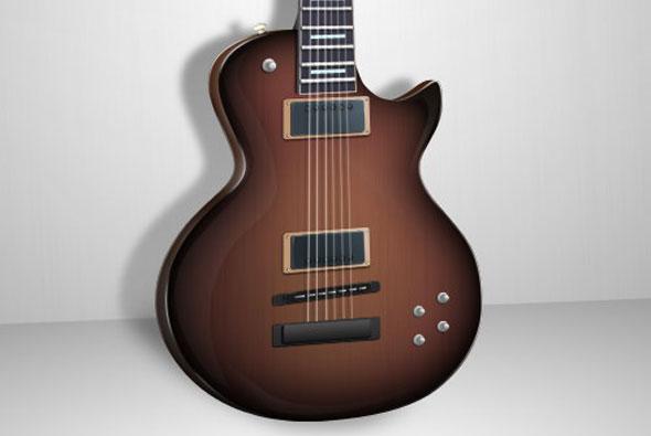 Акустическая гитара обои на рабочий стол