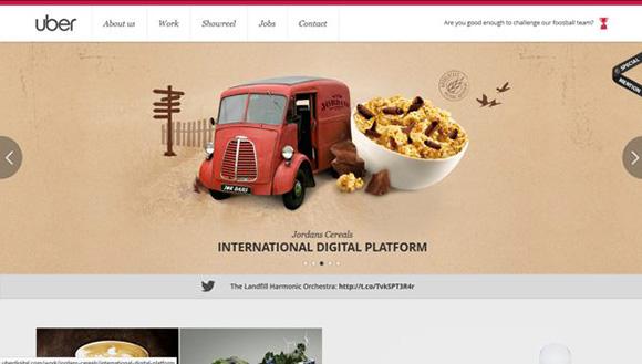 Хорошие веб дизайны