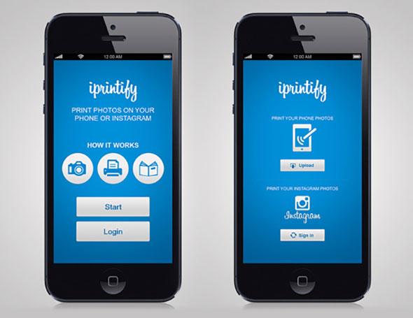 Дизайн мобильных приложений что это
