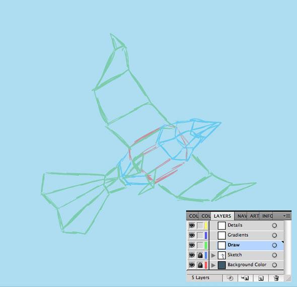 Paper-Bird-05sketcstrong