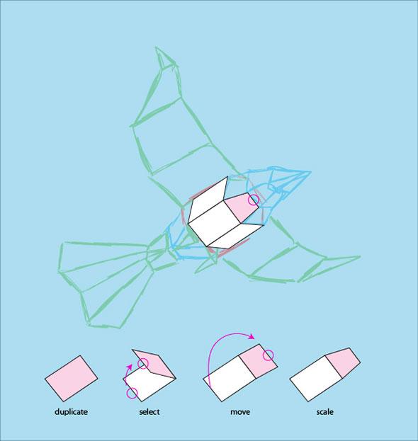 Paper-Bird-08drawprocess2
