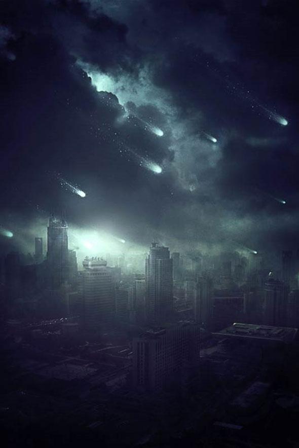 """Урок по фотошопу """"Создаем апокалиптическую Sci-Fi фотоманипуляцию"""""""