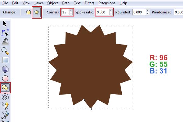 draw polygon