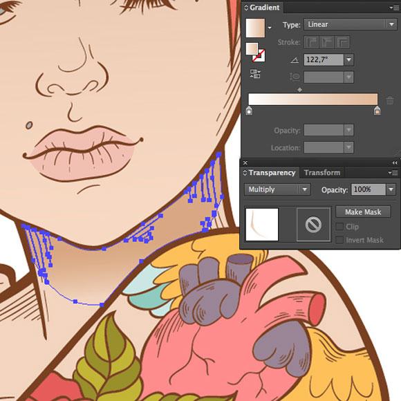 Как рисовать в иллюстраторе