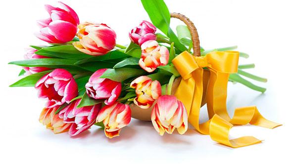 Картинки на рабочий стол 8 марта цветы