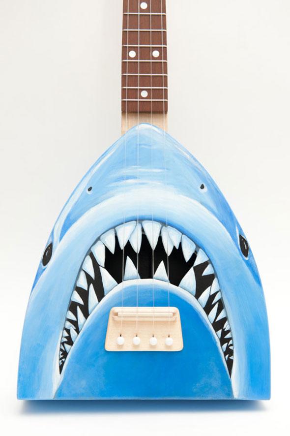 Крутой дизайн гитар