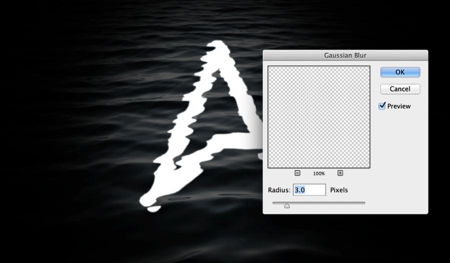 Beautiful Water Effect in Photoshop