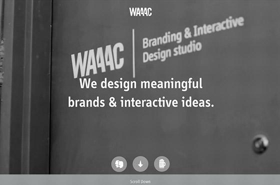 Image vs. Video Background in Web Design - Brand & interactive Design Team WAAAC