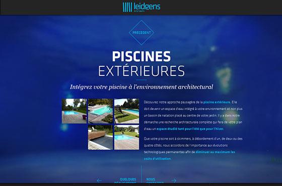 Image vs. Video Background in Web Design - LeigensPiscines