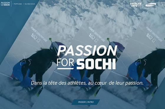 Image vs. Video Background in Web Design - Passion for Sochi