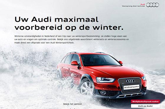 Image vs. Video Background in Web Design - Cars Website