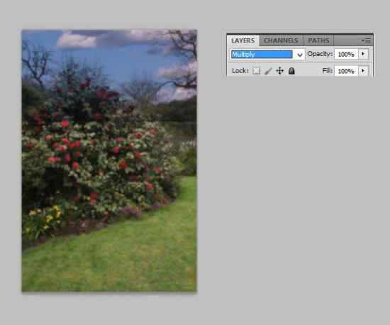 photo manip alice in wonderland 4 550x458 Create Photo Manipulation with Alice in Wonderland Theme in Photoshop