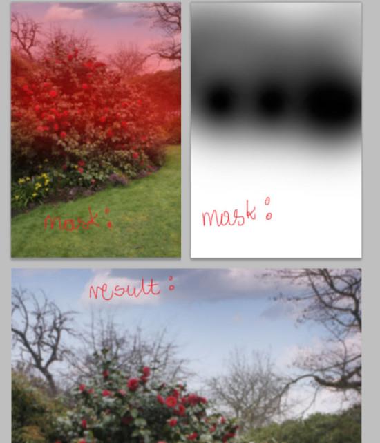photo manip alice in wonderland 6 550x641 Create Photo Manipulation with Alice in Wonderland Theme in Photoshop