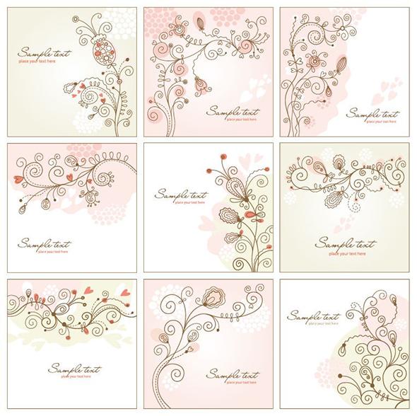 шаблоны для открыток бесплатно: