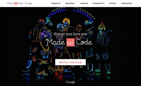 Made w/ Code