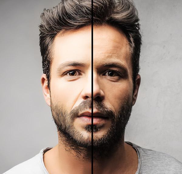 как сделать картину из фото в фотошопе