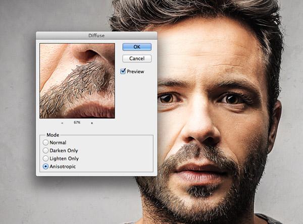 Превращаем фотографию в рисунок в Adobe Photoshop 6