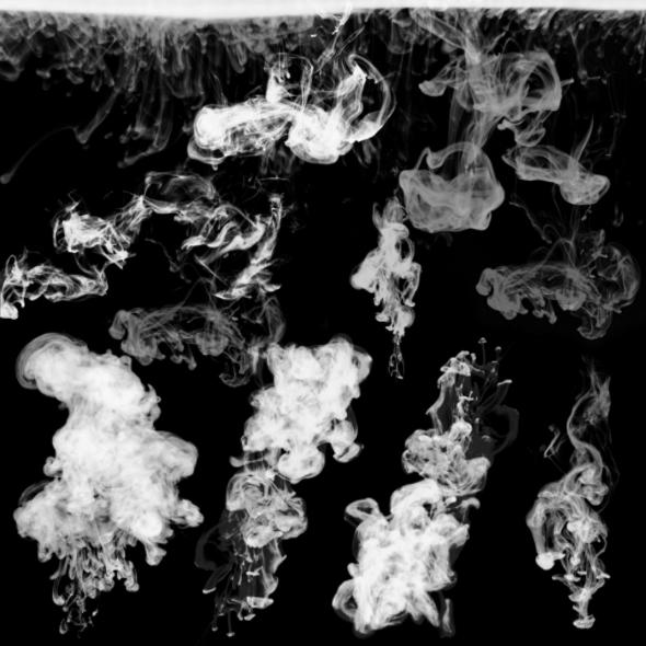 кисти для фотошопа дым пар