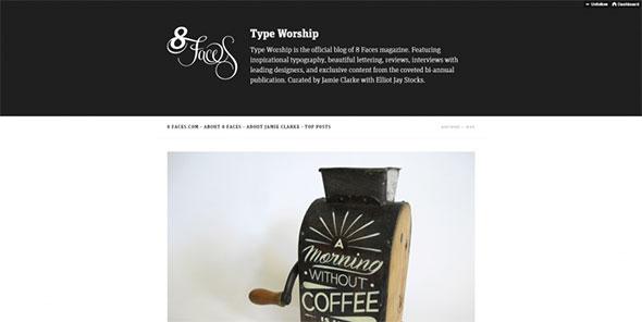 Type Worship