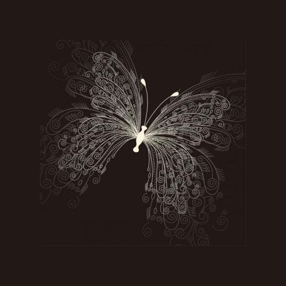 Скачать Векторные Бабочки Cdr