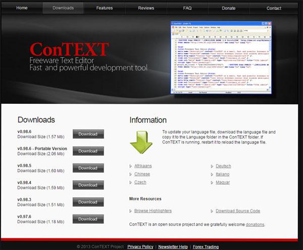 contexteditor
